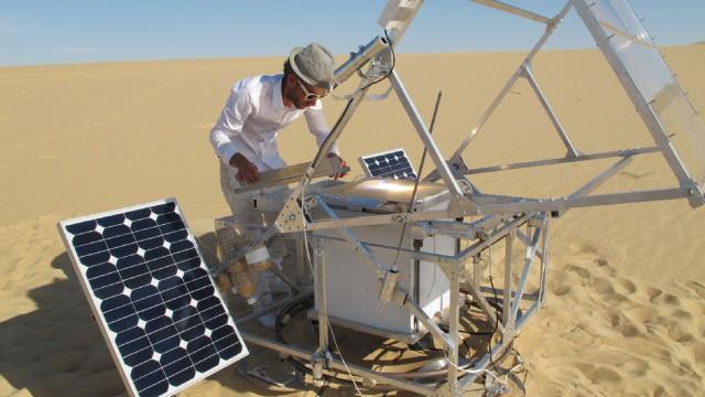 solar-640x360 Solar-Sinter creates 3D objects using sun and sand