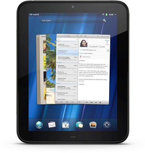 HP-TouchPad HP TouchPad 4G from AT&T rocks upgraded 1.5GHz processor