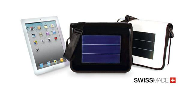 Mini1 Charge your iPad on the go with Element5 Mini L Solarbag