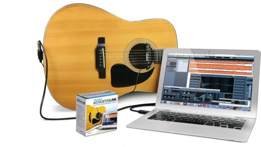 acousticlink Acoustic interface promises lossless recording of oldschool guitars