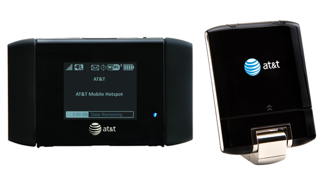 attreal4ggeees AT&T finally taps into LTE with Momentum 4G and Elevate 4G