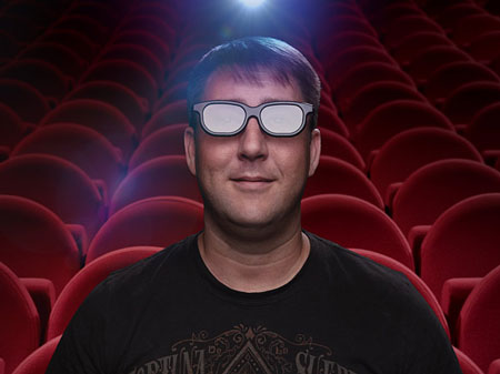 de3d1 3D hard on the eyes: Journal of Vision