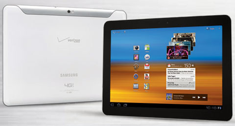 galaxy-tab-4g  4G-equipped Samsung Galaxy Tab 10.1 ships Thursday