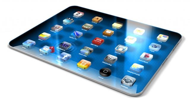 ipad-3-640x342 Apple iPad 3 mockup emerges with 3D edge-to-edge AMOLED display