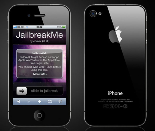 iphone-4-jailbreakme-640x543 Upcoming Apple update to kill JailBreakMe iOS exploit?