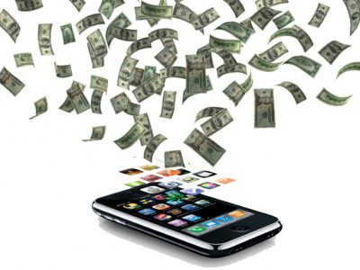 iphone-apps-cash  Average iOS user has downloaded 75 apps from App Store