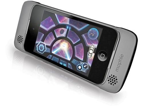 mophie_pulse  Pulse Brings Haptic Feedback to iPhone