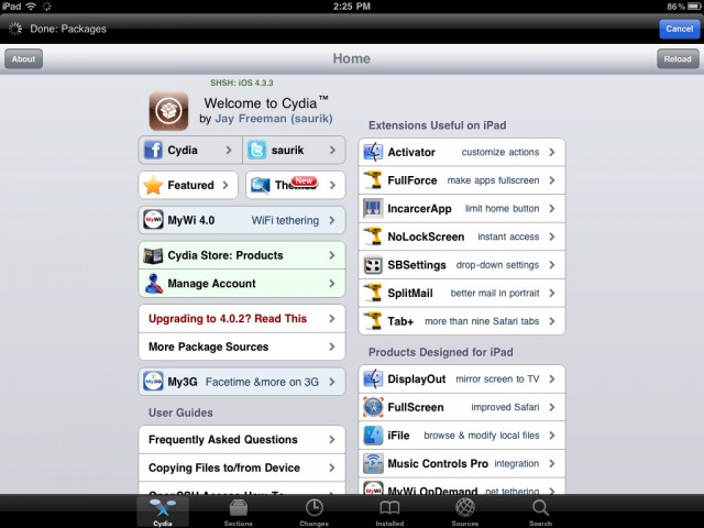 step4-visitcydia-640x480 Finally, the iPad 2 4.3.3 Jailbreak has arrived