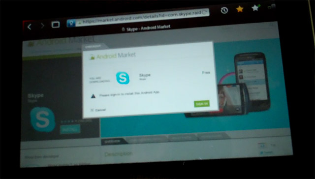 android-market-playbook   When will Android apps finally run on BlackBerry PlayBook?