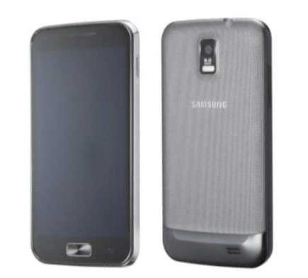 celox  Samsung Galaxy S II with LTE spotted on the web