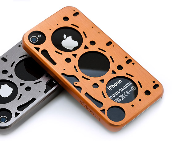 gasket-gear-iphone4-case-1 The iPhone 4 case for gear heads