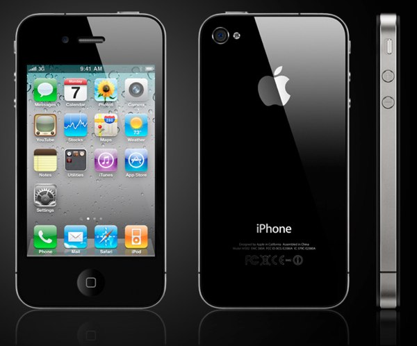 iphone-4-top-new-1 Cheaper 8GB iPhone 4 to debut 'within weeks'