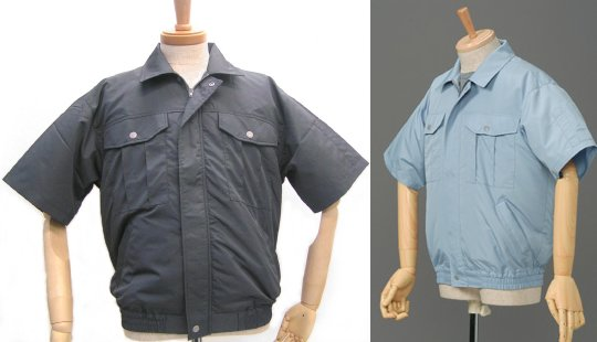 kufukucho-air-conditioned-shirt-work-cooling-1 Stay cool with Kuchofuku air-conditioned work shirt