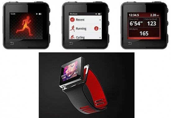 motorola-active Android-based iPod Nano watch coming from Motorola