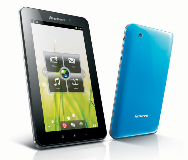 IdeaPad-Tablet-A1   The sub-$200 IdeaPad A1 Android tablet from Lenovo