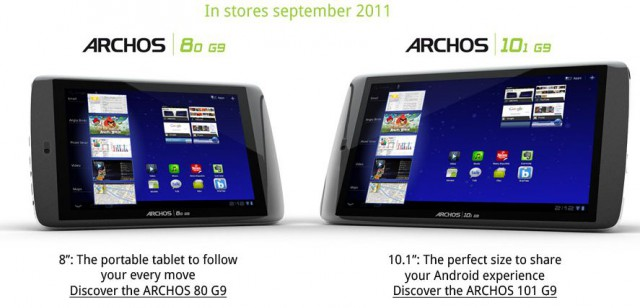 archos-640x308  Pre-orders start for Archos G9 Honeycomb tablets this month