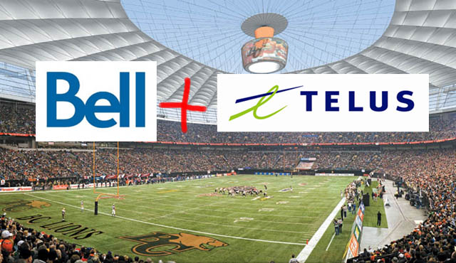 bcplace  BC Place Stadium is both Telus Park and Bell Pitch?