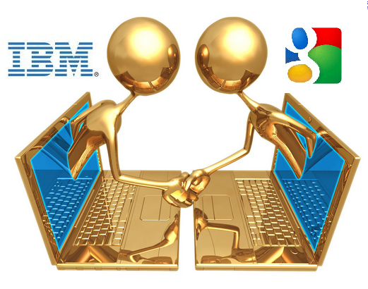 ibm Google increases war effort against Apple, buys 1000+ patents from IBM