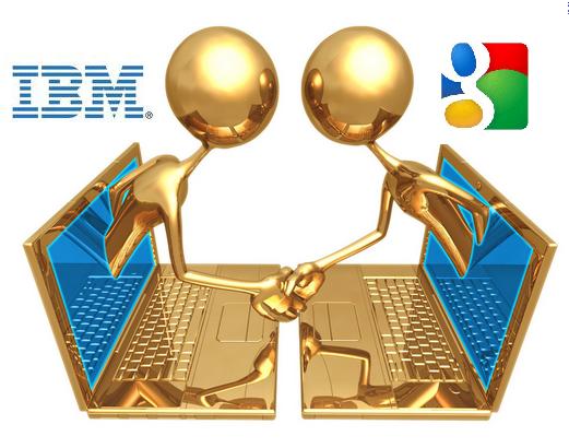 ibm Google increases war effort against Apple, buys 1000+ patents from IBM