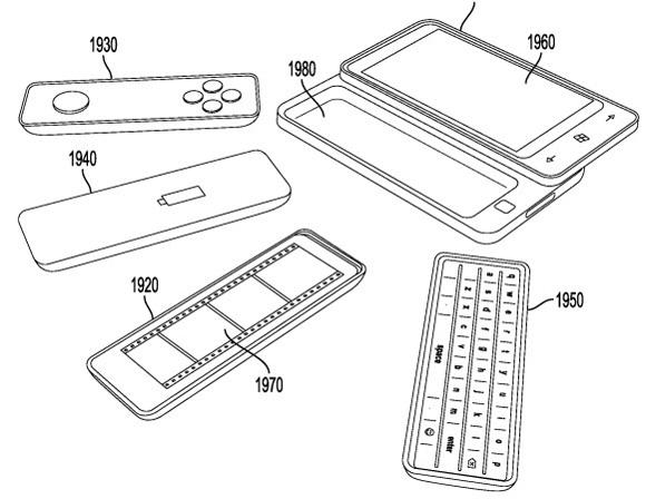 msmodular  Modular Windows Phone 7 slider patented by Microsoft