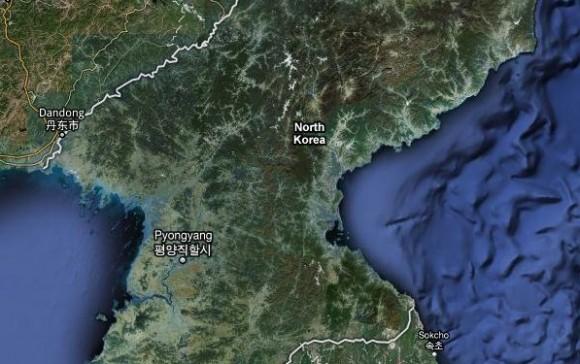 north-korea-580x364  New North Korea GPS jamming device has 100 kilometre range