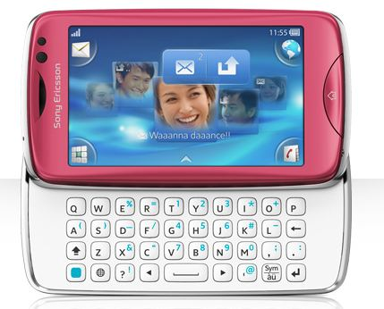 txtpro Sony Ericsson txt pro offers smartphone-ish experience to Chatr customers