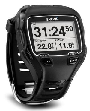 111004-garmin  Waterproof Garmin ForeRunner 910XT GPS watch tracks your workout