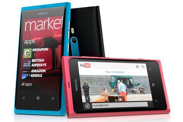 111026-nokia Nokia Lumia 800 Officially Revealed, First Nokia WP7 Mango Device