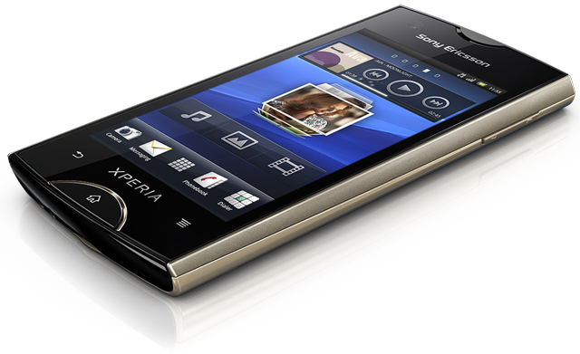 111031-ray1 Telus Lands Sony Ericsson Xperia Ray Android Smartphone Exclusivity