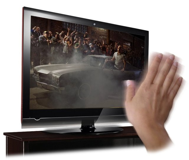 Hisense-Android-TV Android Coming To TV With Gesture Recognitions