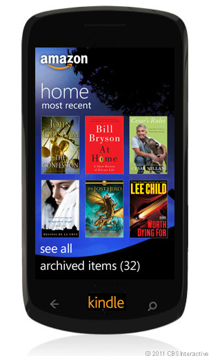 Kindle_Smartphone Is A Kindle Phone On Amazon's To-Do List?