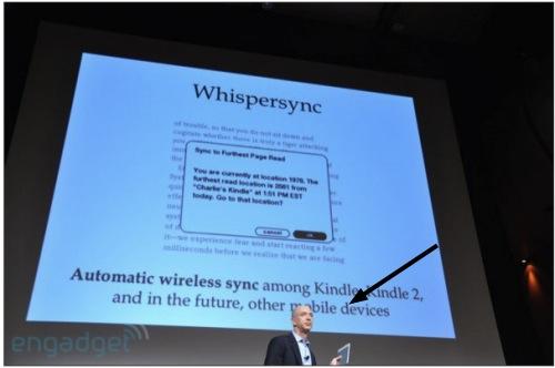 amazon-whispersync Amazon's Whispersync Has a Good Head Start