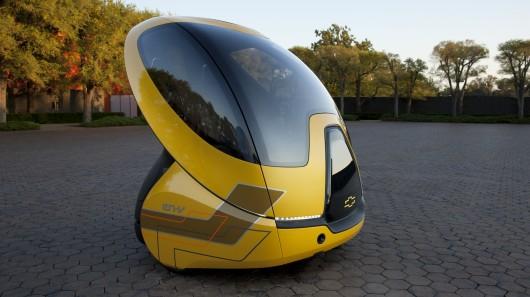 en-v Next Generation EV Concept Being Tested By Chevrolet