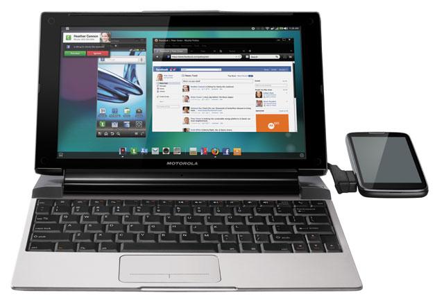 motorola-lapdock-100 Motorola's Webtop Lapdock 100 should cost $100, but no