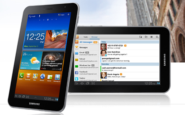 111104-gtab  US Customers Can Buy Samsung Galaxy Tab 7.0 Plus Now