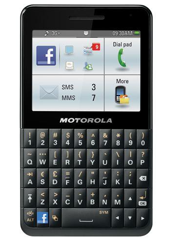 111118-motokey  Telus Prepaid Offers MOTOKEY SOCIAL Facebook Phone