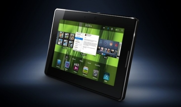 bbplay Blackberry Playbook Has Been Rooted