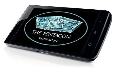 dellstreak5-pentagonedition Dell Streak Gets Pentagon Approval
