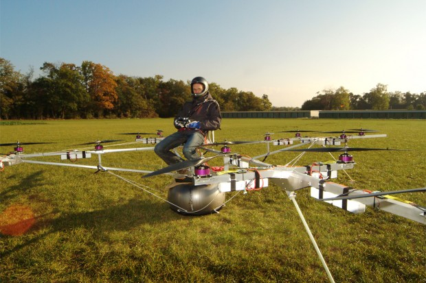 e-volo-multicoper The World's First Electric Multicopter Flight