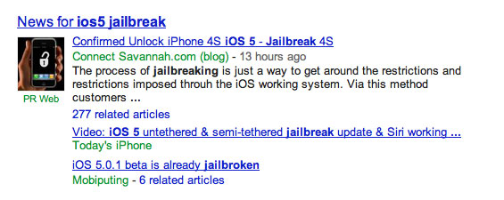 fake-jailbreak2 Big Fake Jailbreak Scam For iOS 5 Hits The Web