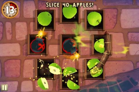 fruitninja Fruit Ninja: Puss In Boots Coming To Android