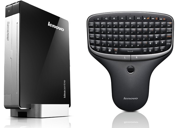 lendesk Lenovo's 22mm Thin-Frame Media Center