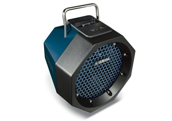 pdx Yamaha's New Octagon Boom Box