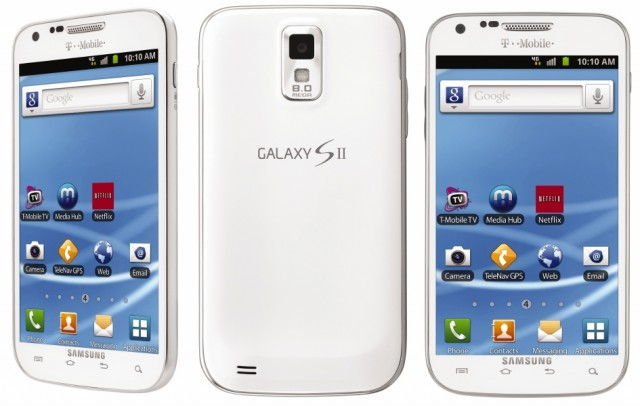 white-galaxy-s2--640x406 What Is Whiter Than Snow? A Samsung Galaxy S II!