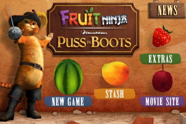 111230-fruit The Ultimate Fruit Ninja Is A Fast-Swiping Cat (Video)