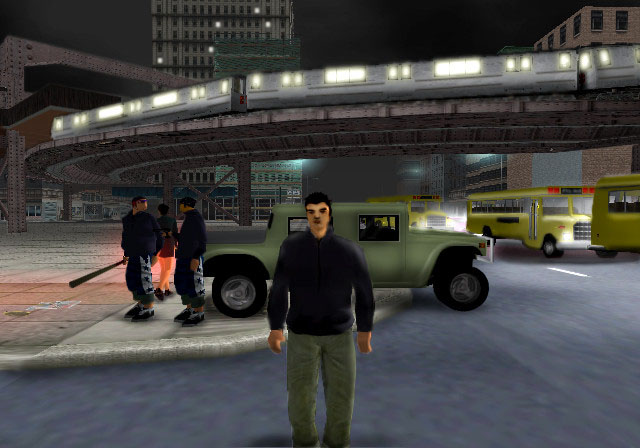 GTA3 Android and iOS' Grand Theft Auto 3 Gets Holiday Price Cut
