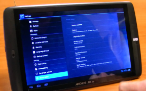 archosg9 Archos G9 Tablet Line Gets Ice Cream Sandwich