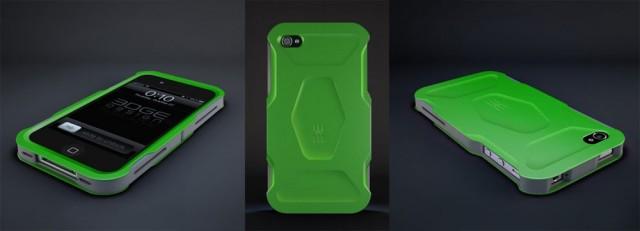 edge-aluminum-iphone4-case-640x231 EDGE Design Releases High-Grade Aluminum Cases For iPhone