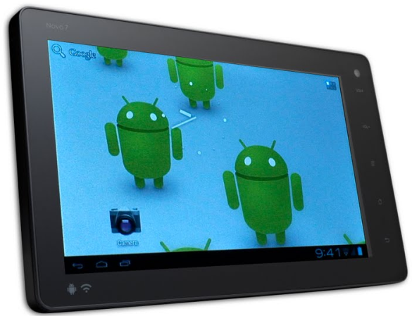 first_ics_android_tablet World's First Official ICS Tablet
