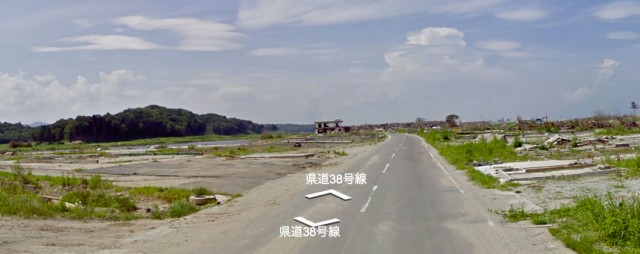 japan-after-640x254 Google Street View Adds Time Machine: Japan's Visual Tsunami Timeline